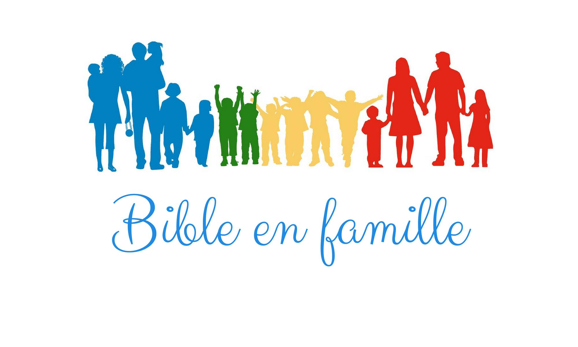Bible En Famille
